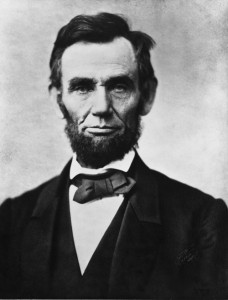 Abraham Lincoln - First Republican President